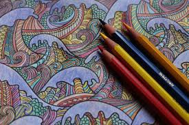Adult Coloring at the Library: Make Your Own Bookmark!