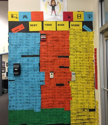 Level Up Reading Challenge