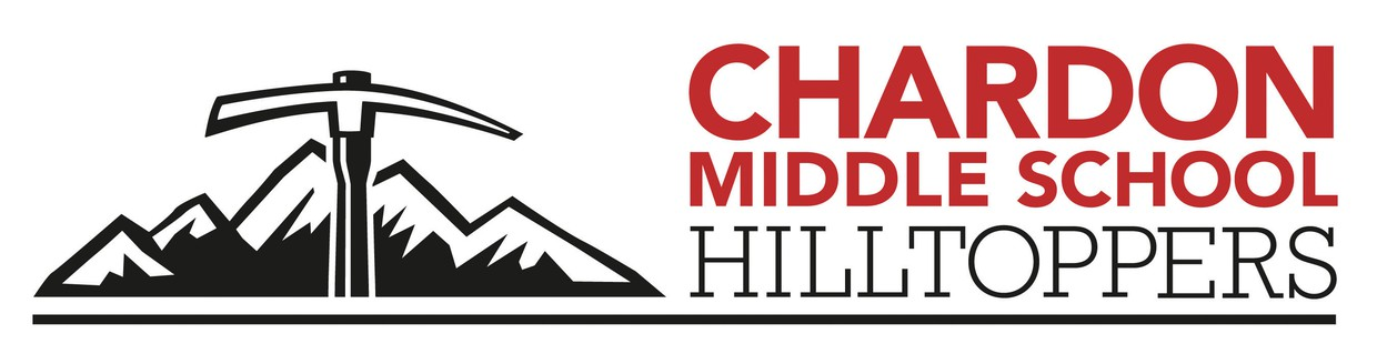Chardon Middle School Hilltoppers logo