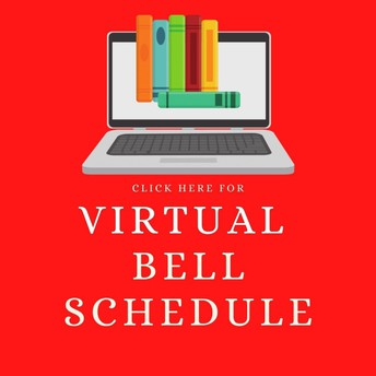 VIRTUAL Student's Bell Schedule