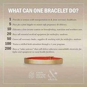 Enlighten Bracelet- $19