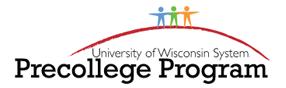 Precollege programming-UW System