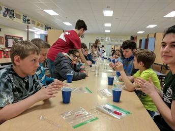 Stem day at Elementary Schools