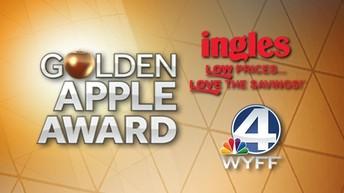 WYFF Golden Apple Award
