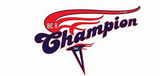 Be A Champion!!