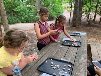 3rd Grade on the Trail