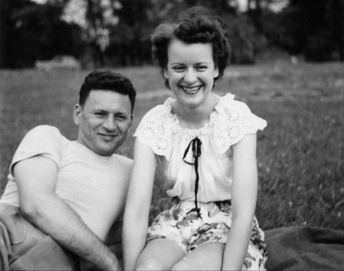 Pete and Jean Rogers