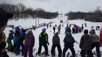 Titus Mountain Ski Trip