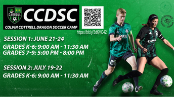 Dragon Soccer Camp
