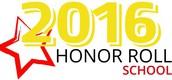 2016 CA Honor Roll