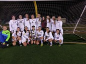 CONGRATULATIONS TO OUR LADY DIAMONDBACKS SOCCER TEAM!