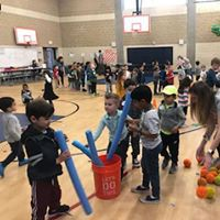 Kinder Roundup Stations