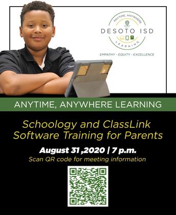 ClassLink & Schoology For Students & Parents