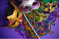 Bring $1 Thursday for Mardi Gras/Spirit Dress Day