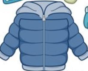Vístete para el Clima Frío