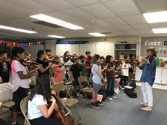Strings-5th Grade