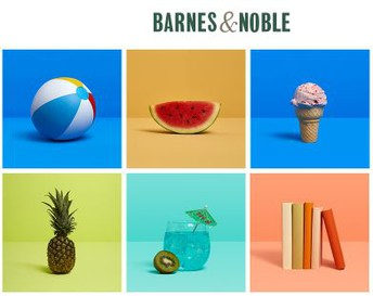 Barnes & Noble Summer Reading Program Information