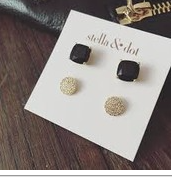 Luxe Stud Pack - Gold