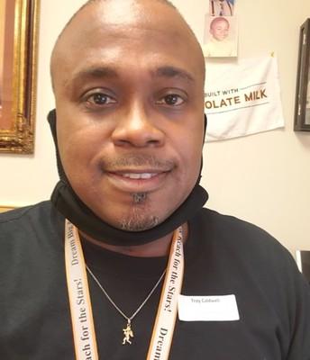 Mr. Troy Caldwell, Dean Grade 6