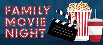 Movie night social on October 29th