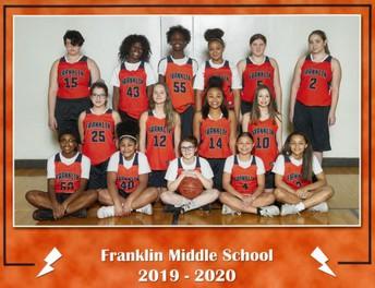 7th Grade Girls' Basketball
