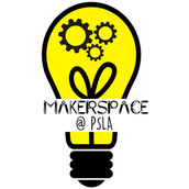 Items from the PSLA Makerspace