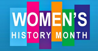 Did you know that March is Women's History Month?