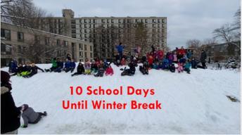 Winter Break Count Down!