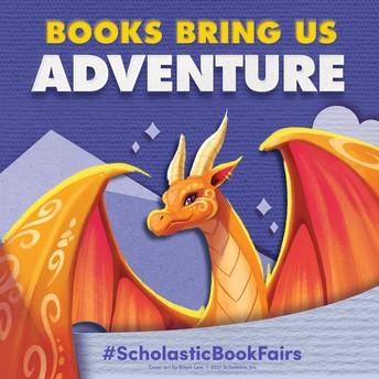 Scholastic Book Fair Oct 18-22!