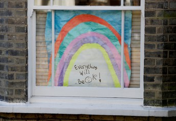 Rainbow Project. A spreading cheer example.