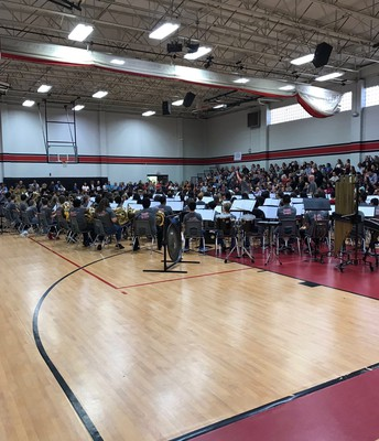 Great Adv. Bands Fall Concert