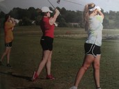 CHS Lady Hornet Golf