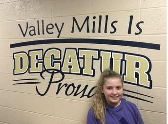 Jenna Perry – Valley Mills Elementary