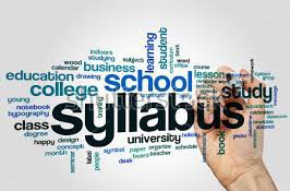 Each Course Syllabus is in the Process of Being Added to our Online Course Catalog