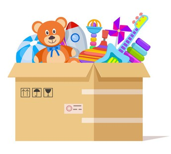 USED TOY DONATIONS NEEDED