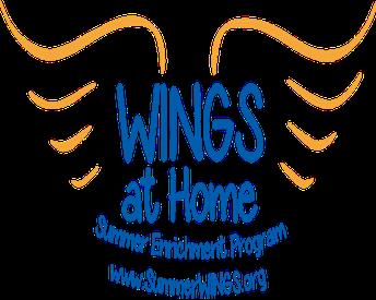 WINGS at Home logo