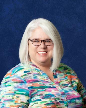Judson Middle School Librarian, Debra King