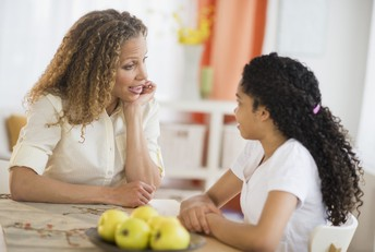 Chatting with Your Child about their Day!