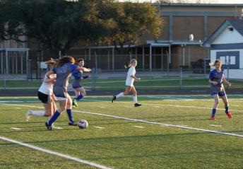 Lady Roo Soccer