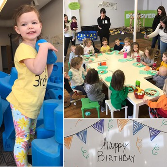 Host a Private Event or Birthday Party at Planet Play