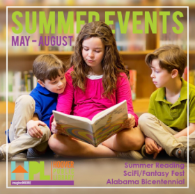 summer events at the library