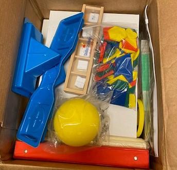 Shiller Learning Math Kit $50 *BAKERSFIELD