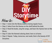 D.I.Y. Storytime
