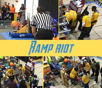 Simple Machines Qualifies for Quarterfinals at Ramp Riot XX