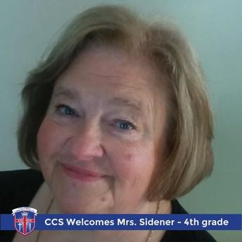 Mrs. Connie Sidener
