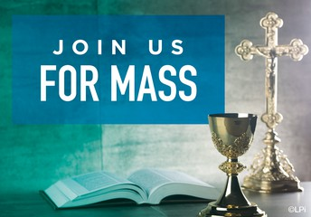 1st Friday All School Mass