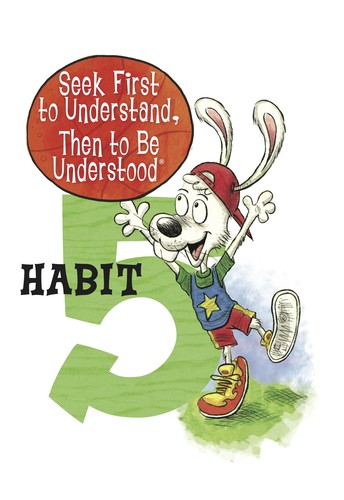 Supporting the The 7 Habits at home!