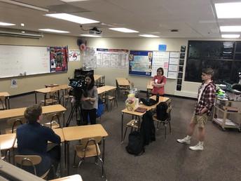 UHS Seniors win C-SPAN documentary contest!