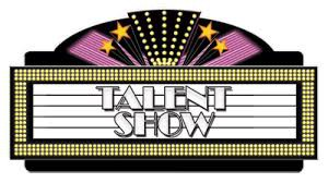 STUDENT TALENT SHOW MAY 15