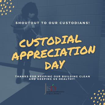 Custodian Appreciation Day
